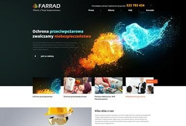 Farrad - ochrona ppoż i szkolenia BHP w Sosnowcu